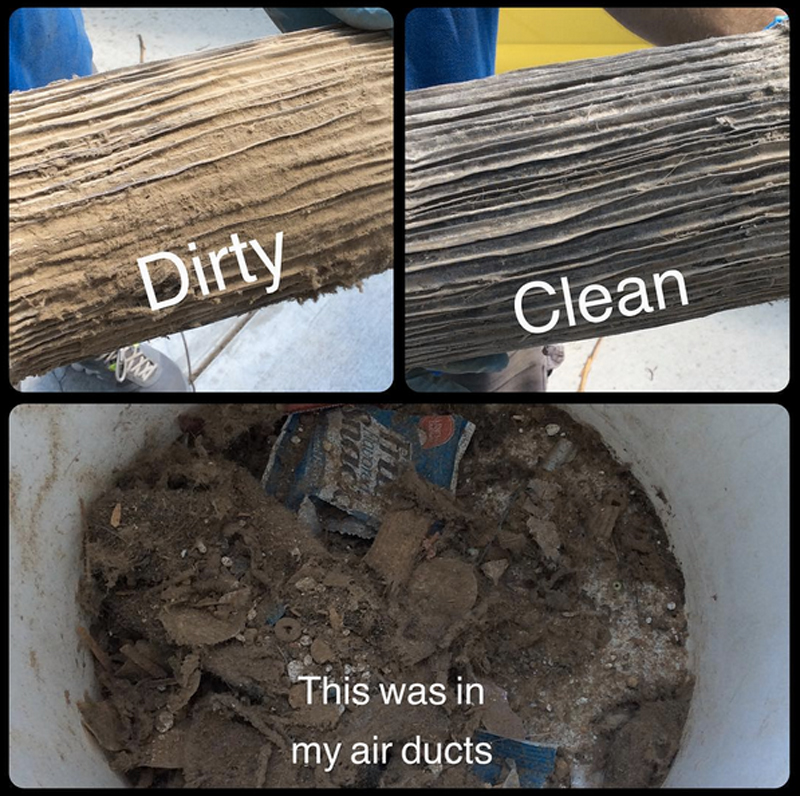 how to clean your air ducts