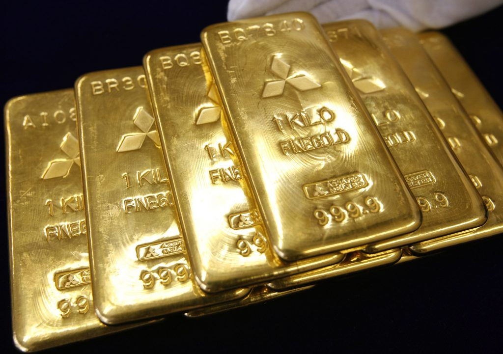 purchase gold bars