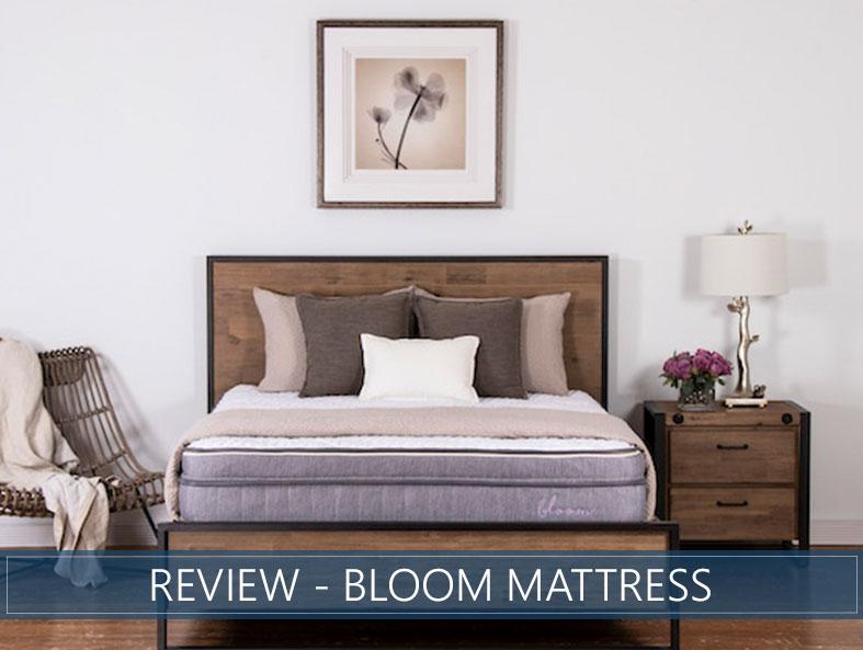 bloom mattress reviews