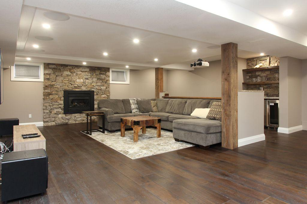 Basement Renovation in Toronto